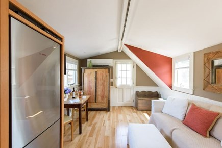 Oak Bluffs Martha's Vineyard vacation rental - Newly renovated kitchen and floors looking toward deck