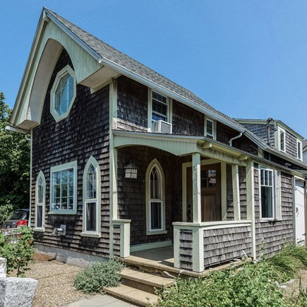 Oak Bluffs Martha's Vineyard vacation rental - Impeccably renovated 1800's cottage in the center of town!