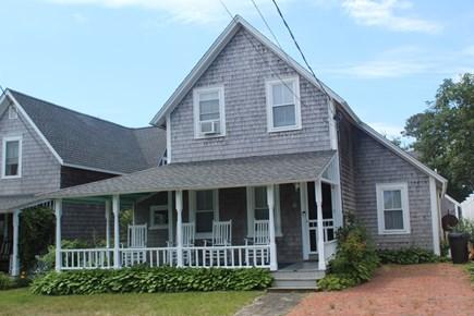Oak Bluffs Martha's Vineyard vacation rental - Front Porch