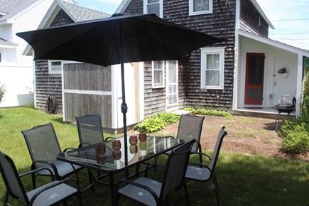 Oak Bluffs Martha's Vineyard vacation rental - View of Backyard