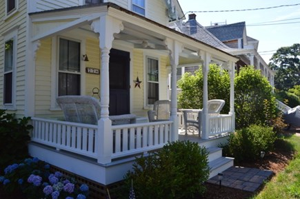 Downtown Oak Bluffs Martha's Vineyard vacation rental - Victorian Gingerbread with beautiful front porch