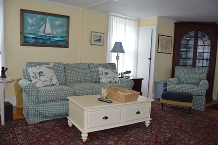 Downtown Oak Bluffs Martha's Vineyard vacation rental - Living area