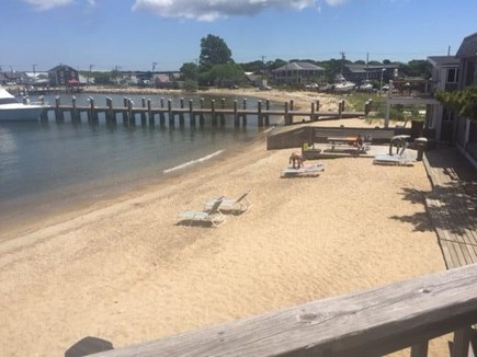 Vineyard Haven Harbor Front Martha's Vineyard vacation rental - Shared beach with other condo guests