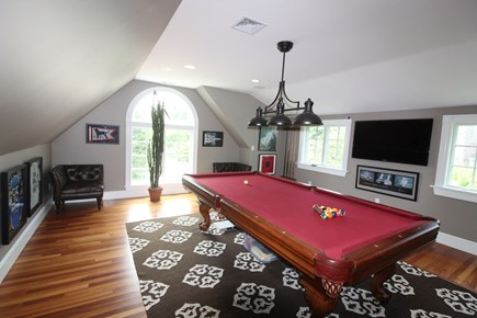 Vineyard Haven Martha's Vineyard vacation rental - Billiard room