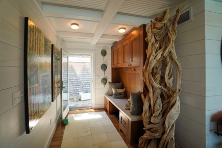 Oak Bluffs Martha's Vineyard vacation rental - Entry way
