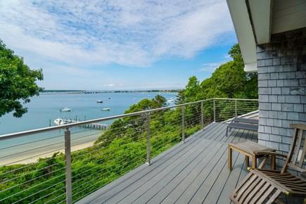 Oak Bluffs Martha's Vineyard vacation rental - Second story deck