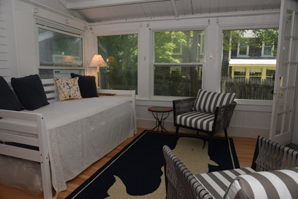 Oak Bluffs Martha's Vineyard vacation rental - Whale Room - 1 Twin and 1 Pullout bed