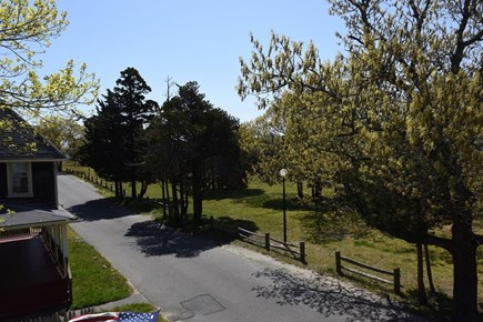 Oak Bluffs Martha's Vineyard vacation rental - View of the Waban park across from the house