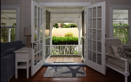 Oak Bluffs Martha's Vineyard vacation rental - Entrance