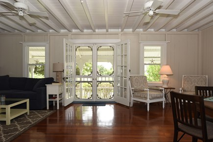 Oak Bluffs Martha's Vineyard vacation rental - Living Room - Entrance