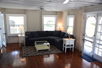 Oak Bluffs Martha's Vineyard vacation rental - Living Room - Couch
