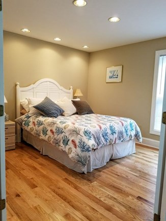 Vineyard Haven Martha's Vineyard vacation rental - 1st floor bedroom with queen size bed