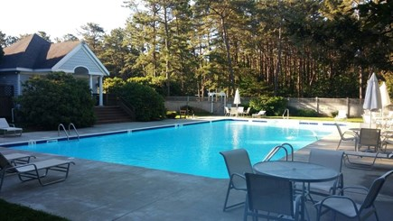 Vineyard Haven Martha's Vineyard vacation rental - Pool area, bathrooms and showers