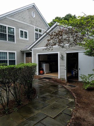 Vineyard Haven Martha's Vineyard vacation rental - Garage