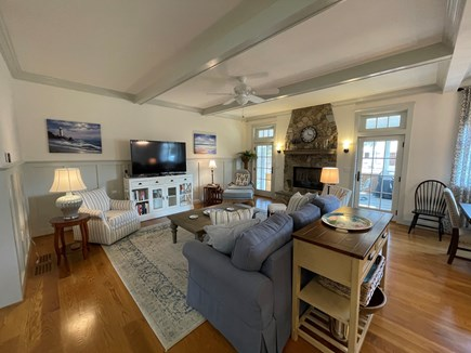 Edgartown, Nora's Meadow Martha's Vineyard vacation rental - Bright and spacious open floor plan.