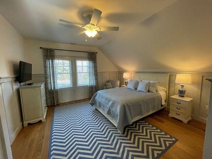 Edgartown, Nora's Meadow Martha's Vineyard vacation rental - Second Floor Bedroom with Queen Bed and En Suite Bath