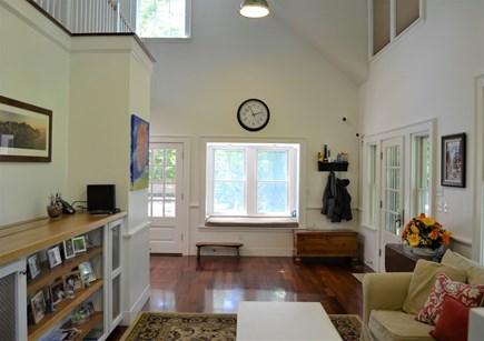 Oak Bluffs, East Chop Martha's Vineyard vacation rental - Cozy open floor plan.