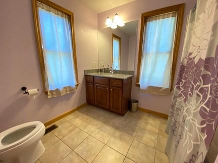 Oak Bluffs Martha's Vineyard vacation rental - En suite bathroom for bedroom 1.