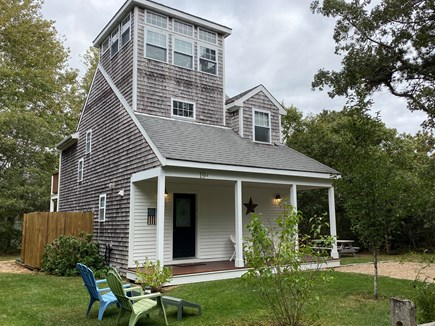 Katama - Edgartown Martha's Vineyard vacation rental - Front View