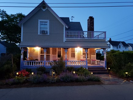 Oak Bluffs Martha's Vineyard vacation rental - House at Dusk