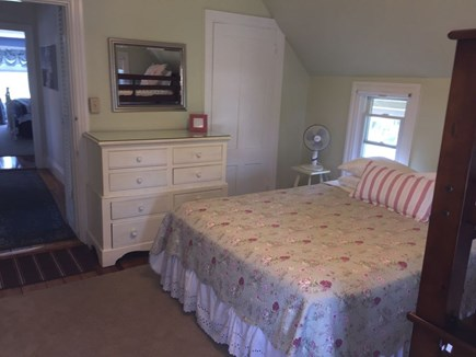 Oak Bluffs Martha's Vineyard vacation rental - Bedroom #3 - Queen, Bunk Bed, & A/C