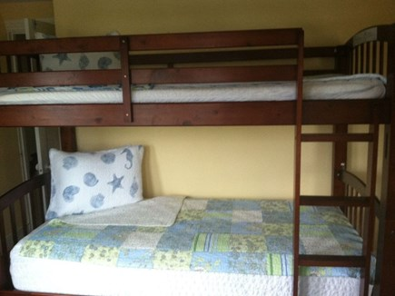 Oak Bluffs Martha's Vineyard vacation rental - Bedroom #4 - Bunk Bed - Kid's Favorite Room