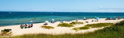 Oak Bluffs Martha's Vineyard vacation rental - Beautiful Inkwell Beach just a two block walk