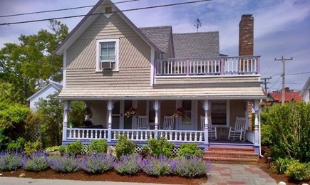 Oak Bluffs Martha's Vineyard vacation rental - Front of our Home