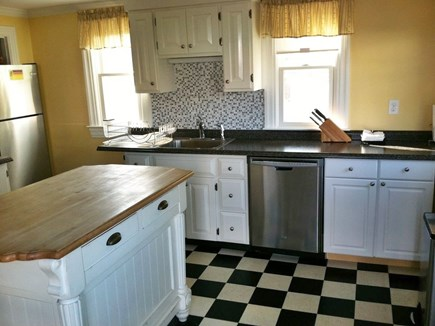 Oak Bluffs Martha's Vineyard vacation rental - The Kitchen