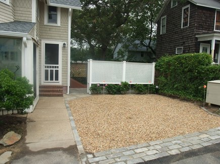Oak Bluffs Martha's Vineyard vacation rental - Driveway for two cars