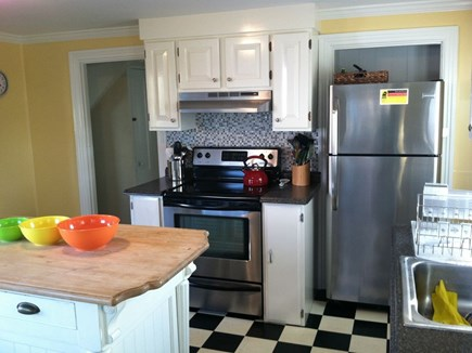 Oak Bluffs Martha's Vineyard vacation rental - Kitchen Photo 2