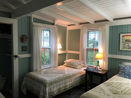 Oak Bluffs, Harthaven Martha's Vineyard vacation rental - One of the home's 4 bedrooms with air conditioning.