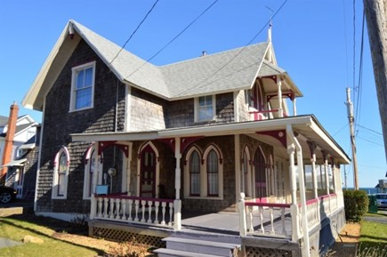 Oak Bluffs Martha's Vineyard vacation rental - Beautiful porch to enjoy a morning coffee or afternoon cocktail