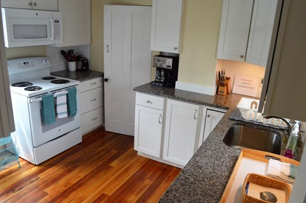 Oak Bluffs Martha's Vineyard vacation rental - Renovated kitchen all new