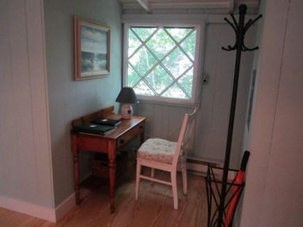 Oak Bluffs, Copeland District Martha's Vineyard vacation rental - Cozy work area