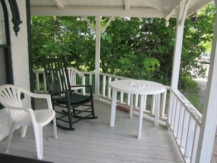 Oak Bluffs, Copeland District Martha's Vineyard vacation rental - Relax and enjoy your moring coffee or an afternoon cocktail