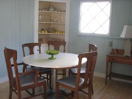 Oak Bluffs, Copeland District Martha's Vineyard vacation rental - Dining room