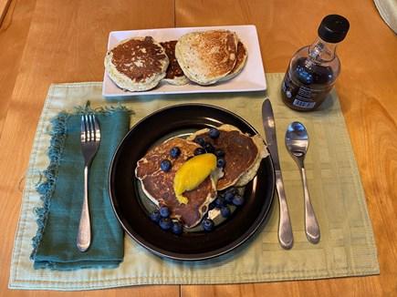 West Tisbury Martha's Vineyard vacation rental - Healthy, delicious homemade, locally sourced breakfasts
