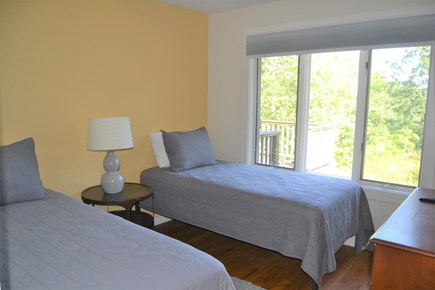 West Tisbury Martha's Vineyard vacation rental - Twin room with no closet