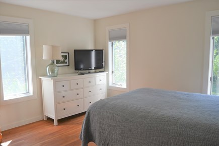 West Tisbury Martha's Vineyard vacation rental - Queen bedroom