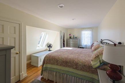 Katama - Edgartown Martha's Vineyard vacation rental - Upstairs king bed