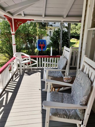 Oak Bluffs Martha's Vineyard vacation rental - A great place to kick back and relax