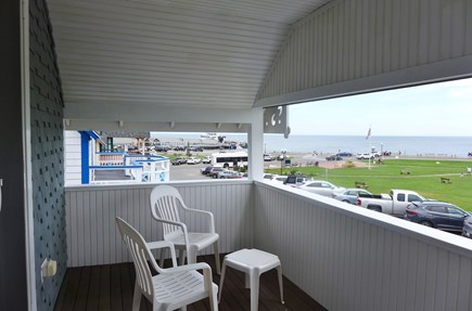 Oak Bluffs Martha's Vineyard vacation rental - View from Master suite balcony