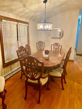 Oak Bluffs Martha's Vineyard vacation rental - Full dining room