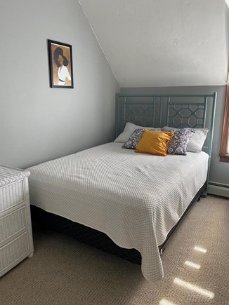 Oak Bluffs Martha's Vineyard vacation rental - 2nd Bedroom w/ queen bed. 3rd bedroom of same size has twin beds