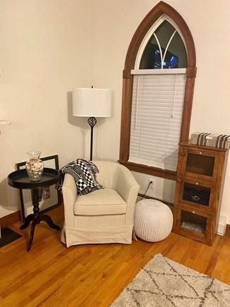 Oak Bluffs Martha's Vineyard vacation rental - Sitting area in main living room
