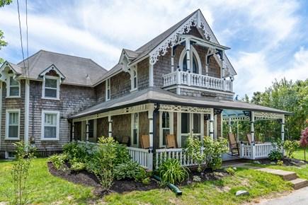 Oak Bluffs, Historic Copeland District Martha's Vineyard vacation rental - Beautiful external updates and paint.  Blocks from the water