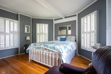 Oak Bluffs, Historic Copeland District Martha's Vineyard vacation rental - Large rooms including first floor master. (BR 1 of 5)