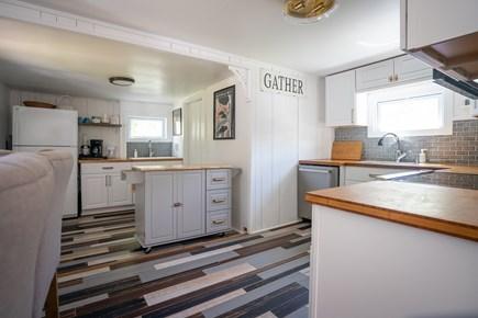 Oak Bluffs, Historic Copeland District Martha's Vineyard vacation rental - Totally new kitchen! (Dishwasher, microwave & range w/oven)