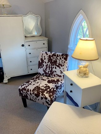 Oak Bluffs, In Town near Niantic Martha's Vineyard vacation rental - Master sitting area
